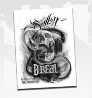 Sullen B-REaL x Sullen Collaboration Poster
