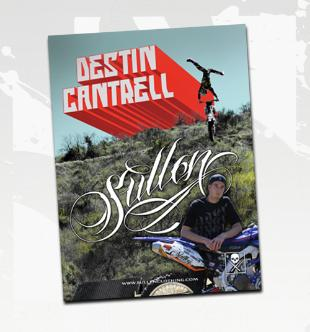 Sullen Dustin Cantrell Poster