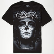 Sullen My Love Men's T-shirt in Black