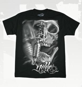 Sullen Nikko Hurtado Men's T-Shirt In Black