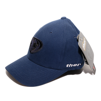 Thor Navy/Black Embroidered Logo Hat