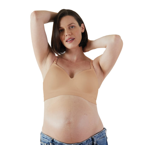 Image of Plunge Nursing Bra