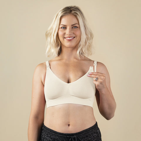 Image of Body Silk Maternity & Nursing Bra