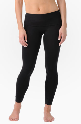 Image of B.D.A. Leggings - Black