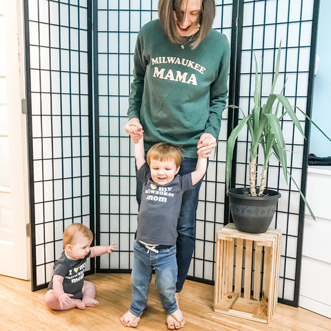 Milwaukee Mama Sweatshirt