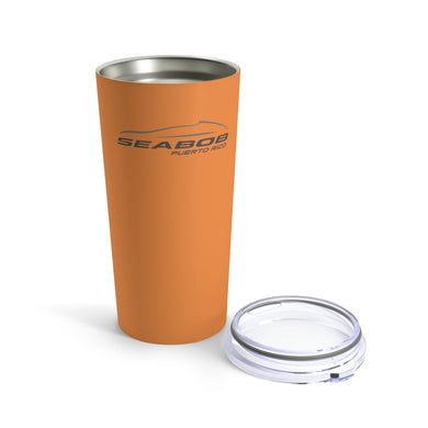 Seabob Orange Tumbler 20oz