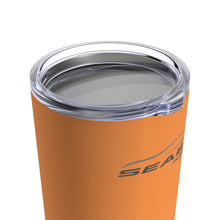 Load image into Gallery viewer, Seabob Orange Tumbler 20oz