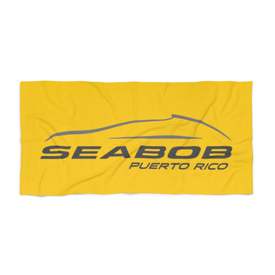 Mustard Beach Towel