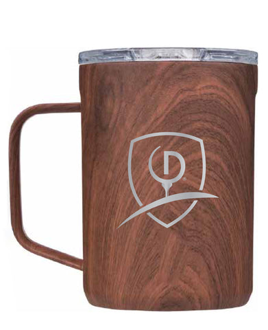Walnut Wood Mug, 16 oz