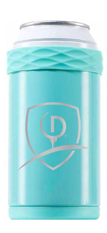 Turquoise Artican Can/Bottle Cooler