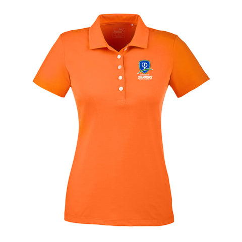 Puma Golf Ladies' Fusion Polo - TOC Logo (LC)
