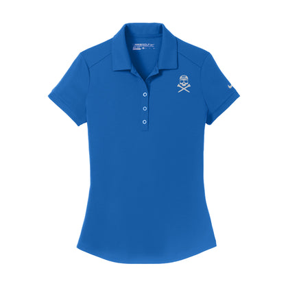 Mike Flaskey Nike Ladies' Dri-FIT Players Modern Fit Polo