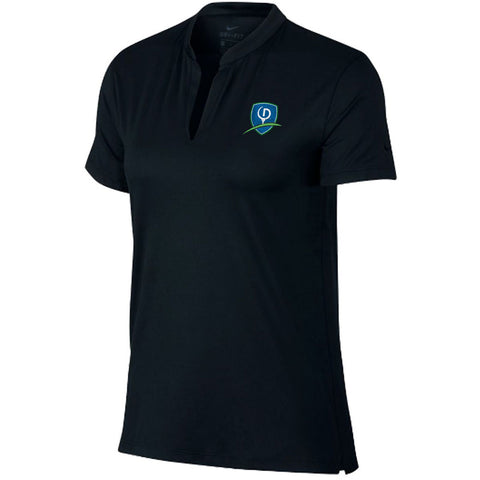 Nike Women's Dri-FIT Open Placket Polo