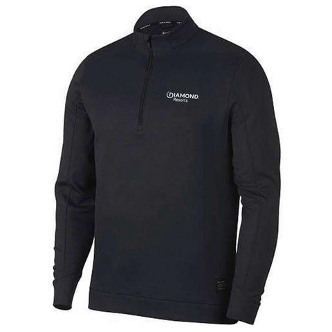 Nike Therma Repel Half-Zip Golf Top - DR Logo