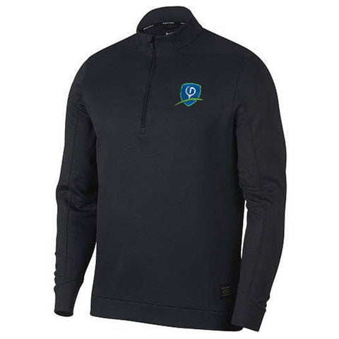 Nike Therma Repel Half-Zip Golf Top - Shield Logo