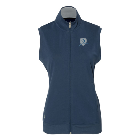 Adidas - Women's Full-Zip Club Vest