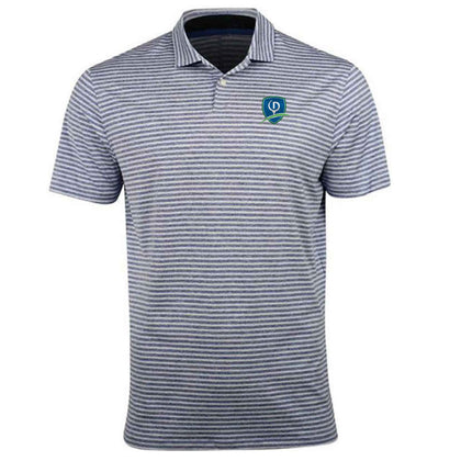 Nike Tiger Woods Vapor Dry Stripe Polo