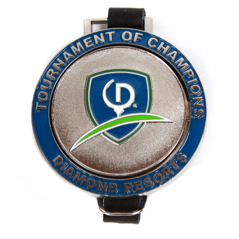 Diamond Tournament of Champions Bag Tag
