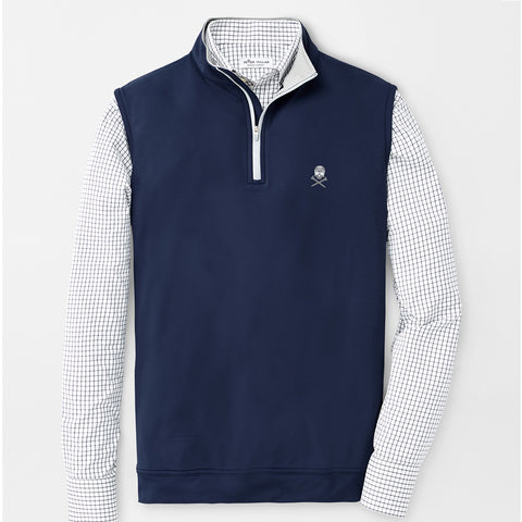 MF Peter Millar Men's Galway Performance 1/4 Zip Vest