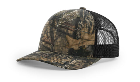 MF Pro Camouflage Series Cap with Mesh Back