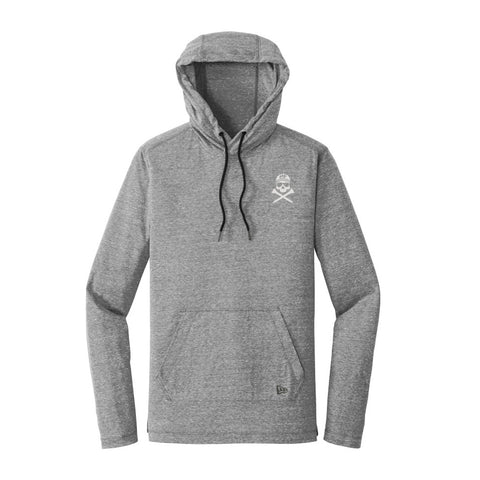 Mike Flaskey New Era Tri-Blend Performance Pullover Hoodie