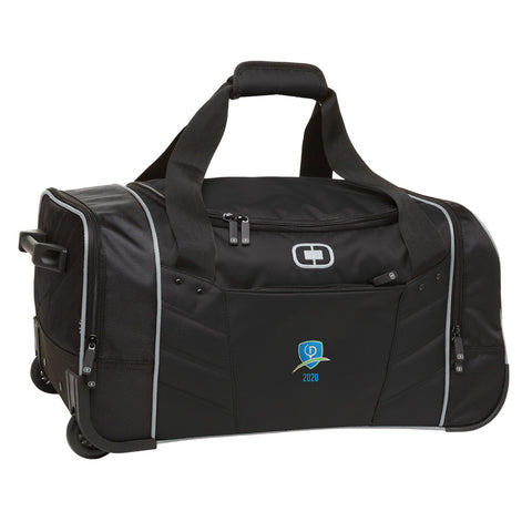 OGIO Hamblin 30 Wheeled Duffel - Shield