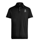 Mike Flaskey Polo Ralph Lauren Solid Airflow Jersey