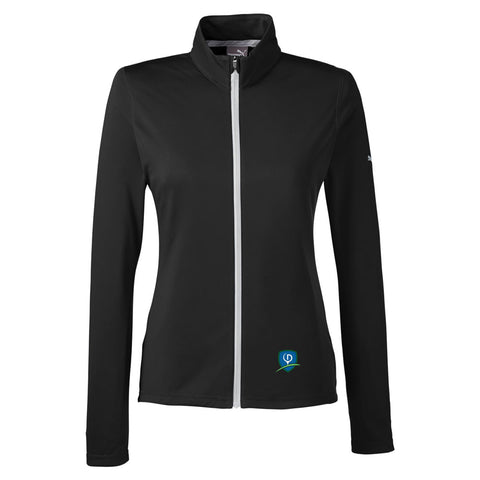 Puma Golf Ladies' Icon Full-Zip - Shield (BLH)