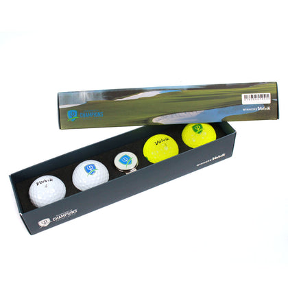 Volvik Tournament of Champions 4 Ball Pack