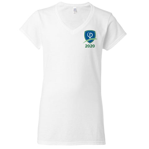 Tournament Tee - Ladies - White