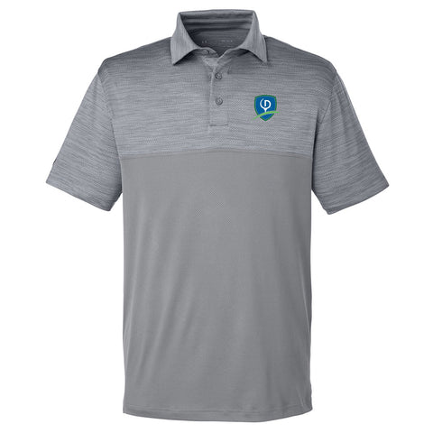 Under Armour Men's Corporate Colorblock Polo - Shield (LC)