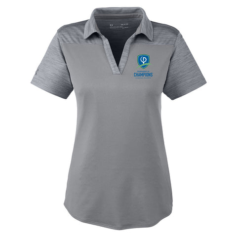 Under Armour Ladies' Corporate Colorblock Polo - TOC (LC)
