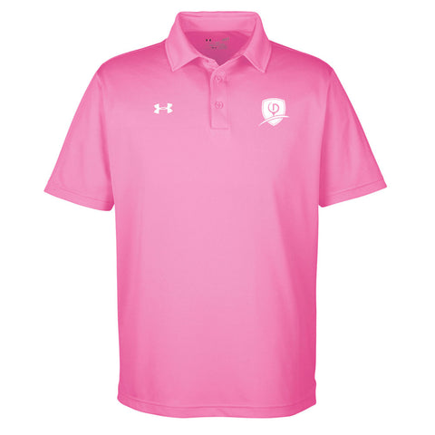 Under Armour Men's Tech Polo - Shield (LC)