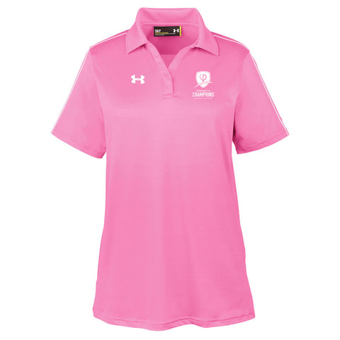 Under Armour Ladies' Tech Polo - TOC (LC)