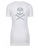 MF Women's CVC Short Sleeve Crew