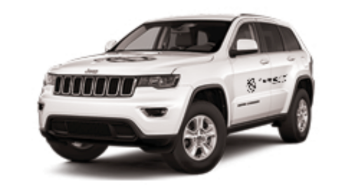 Tranont Jeep Cherokee Decal Set
