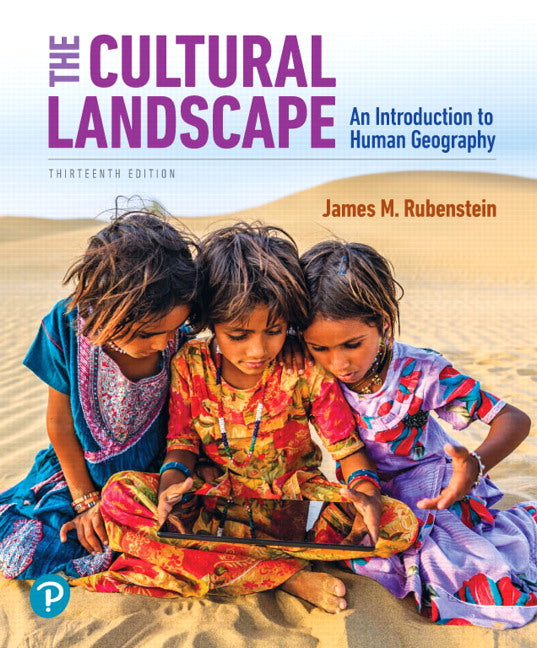 [PDF] [Ebook] The Cultural Landscape An Introduction to Human Geography 13th Edition by James M Rubenstein