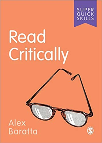 [PDF] [Ebook] Read Critically 1st Edition by Alex Baratta