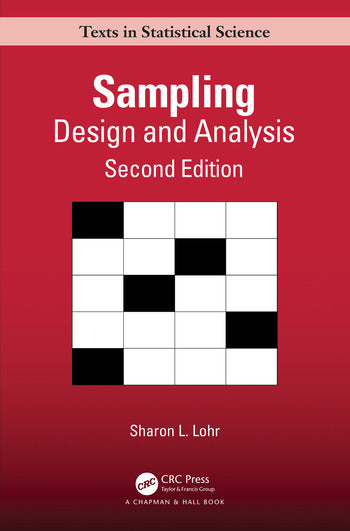 [PDF] [Ebook] for Sampling Design and Analysis 2nd Edition by Sharon L Lohr
