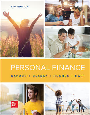 [PDF] [eBook] Personal Finance 13th Edition By Jack Kapoor, Les Dlabay, Robert J. Hughes, Melissa Hart