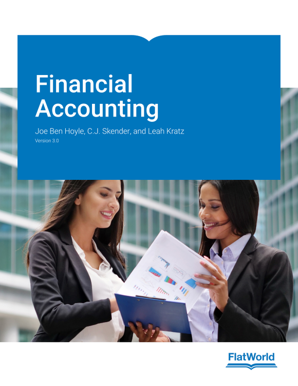 Solutions Manual for Financial Accounting Version 3.0 By Joe Ben Hoyle, Skender, Leah Kratz