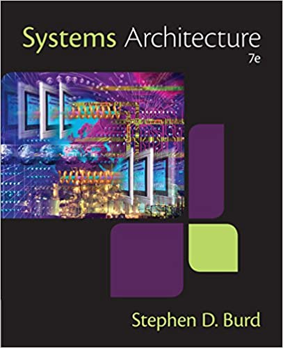 [PDF] [Ebook] Systems Architecture 7th Edition by Stephen D. Burd