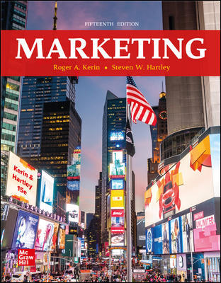 [PDF] [Ebook] Marketing 15th Edition by Roger Kerin , Steven