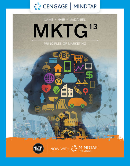 Ebook MKTG, 13th Edition by Charles W Lamb , Joe F. Hair , Carl McDaniel