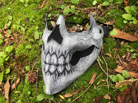 Skull Mask Updated Version