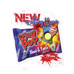 RING POP Bubble-free stickers