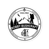 Bobby Bushcraft Sticker