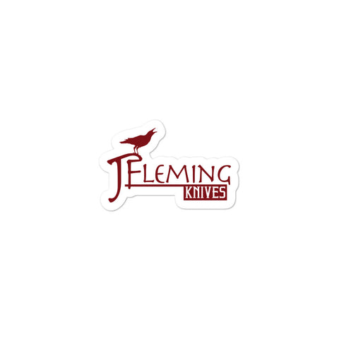 Jarrett Fleming Logo Sticker