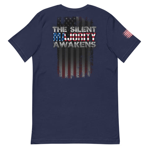 Flag Silent Awakens Short-Sleeve Shirt