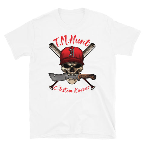 T.M.Hunt Baseball T-Shirt